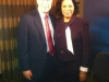 Karen Gibbs and Vahan
